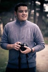 أنا والكاميرا